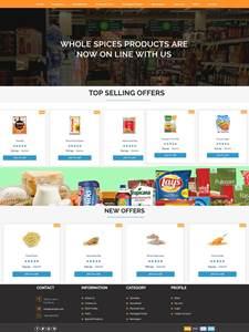 Techonicia-E-commerce-template