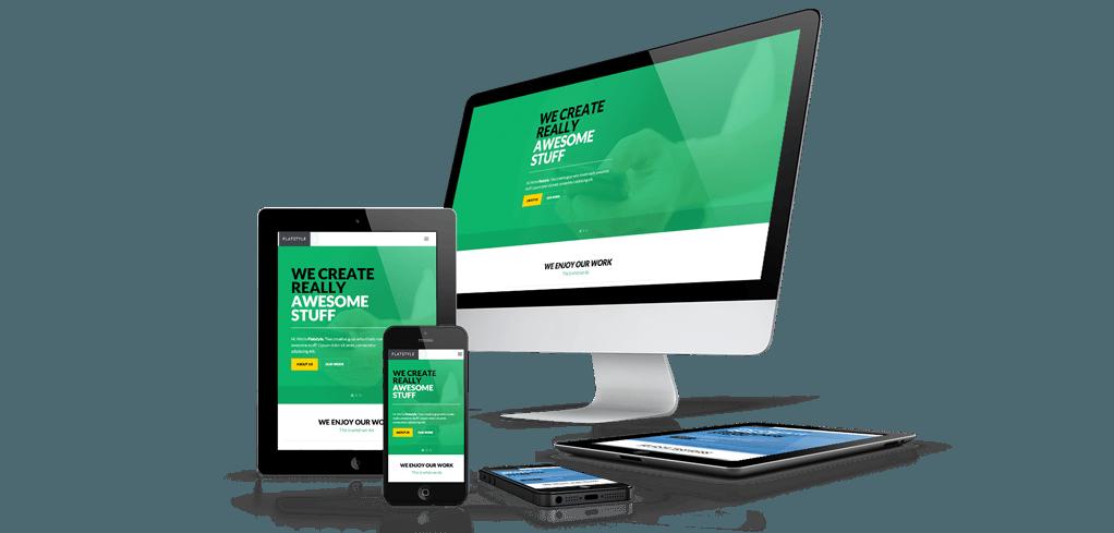 responsive web development in saket